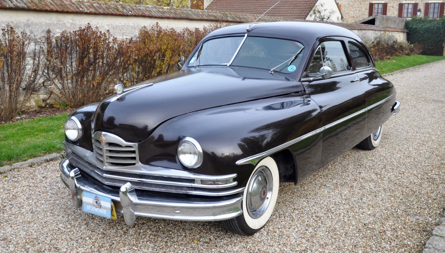 PACKARD DE LUXE EIGHT 1950