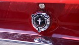Ford Mustang Cabriolet 1967 cabochon trappe essence