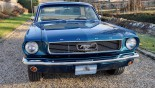 MUSTANG COUPE 1966