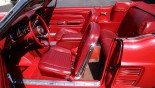 Ford Mustang Cabriolet 1967 profil int
