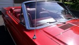 Ford Mustang Cabriolet 1967 antenne d'aile