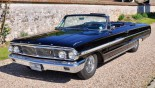 FORD GALAXIE CABRIOLET 1964