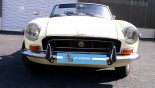MG B Cabriolet 1970 face AV