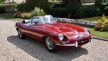 JAGUAR TYPE E ROADSTER 1968