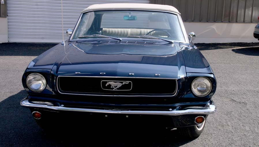 Mustang 1963 A Vendre