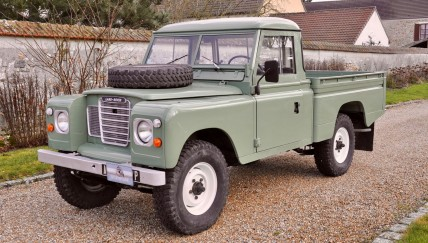 LAND ROVER PICK UP 1983