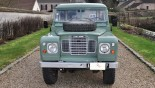 LAND ROVER PICK UP 1981
