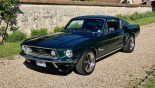 FORD MUSTANGFASTBACK 1968