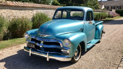 CHEVROLET PICK UP 3100 1955