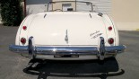 Austin Healey 3000 MK1 BT7 1961 face AR