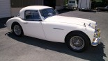Austin Healey 3000 MK1 BT7 1961 Hard-Top 6