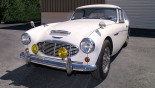 Austin Healey 3000 MK1 BT7 1961 Hard-Top 9