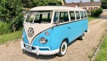 VW COMBI MINI BUS 1975