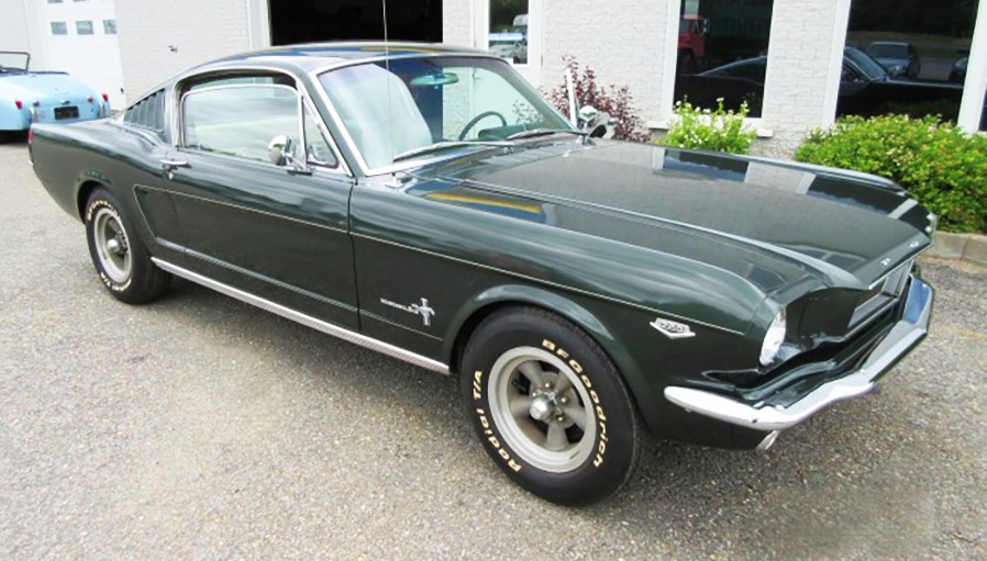 ford mustang fastback 1965 vendre. Black Bedroom Furniture Sets. Home Design Ideas