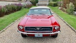 FORD MUSTANG 1967 Cabriolet