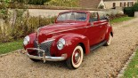 MERCURY SUPER EIGHT 1940