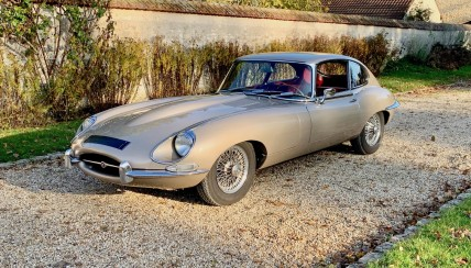 JAGUAR TYPE E 2+2 1967