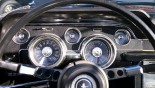 Ford Mustang Cabriolet 1967 tableau bord