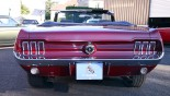 Ford Mustang Cabriolet 1967 face AR